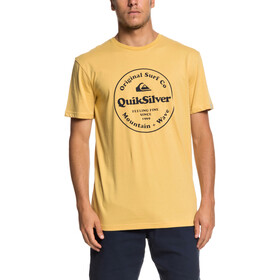 Quiksilver Secret Ingredient T-shirt Homme, rattan